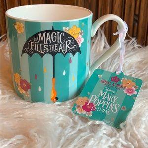 Disney Mary Poppins Returns Collectible Tea Mug